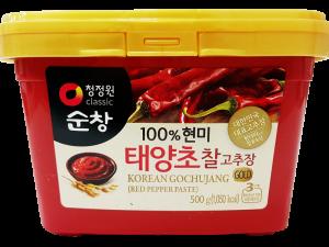 韓國進口辣椒醬