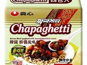 【農心】韓國醡醬風味麵