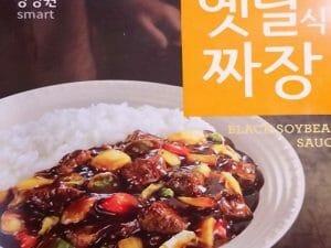 韓國順昌炸醬速食調理包
