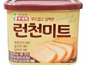 LOTTE 韓式火腿
