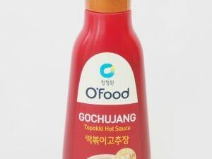 韓國進口年糕醬
